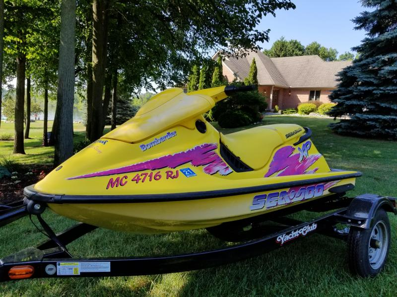 1996 Sea-Doo/BRP Sea-Doo XP PWC (Personal Watercraft)