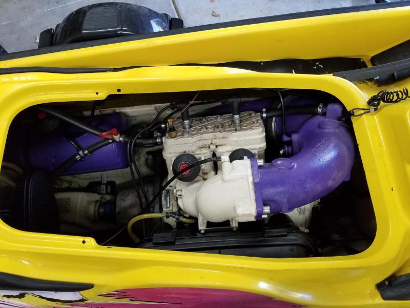 1996 Sea-Doo/BRP Sea-Doo XP PWC (Personal Watercraft)