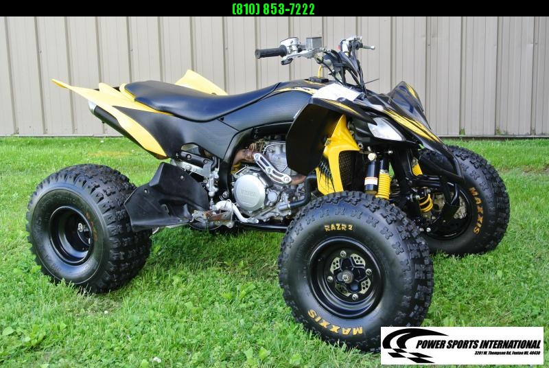 2012 YAMAHA YFZ450R SPECIAL EDITION SPORT ATV Fuel Injected #0726