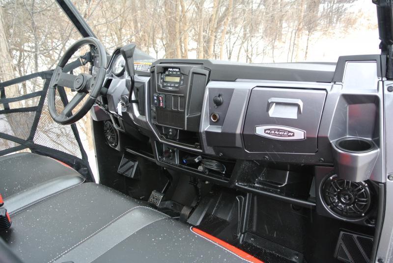 2015 Polaris Ranger XP 900 EPS FULL SIZE Utility Side-by-Side (UTV) #0543