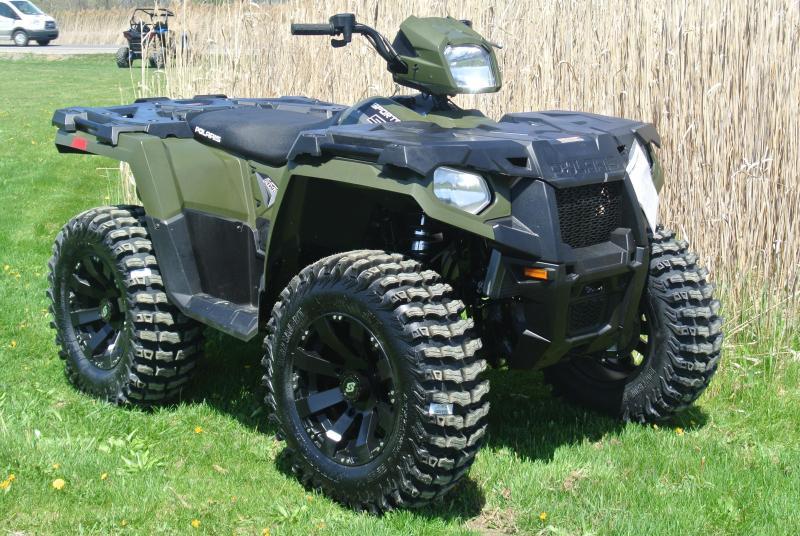 2018 POLARIS SPORTSMAN 570 GREEN XD Wheels  #6771