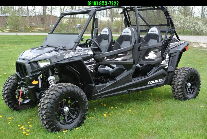 2018 POLARIS RZR S4 900 (ELECTRIC POWER STEERING) #0874