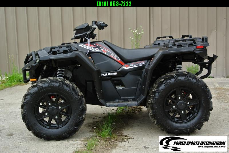 2017 POLARIS SPORTSMAN XP 1000 XP Black Metallic Edition #7360