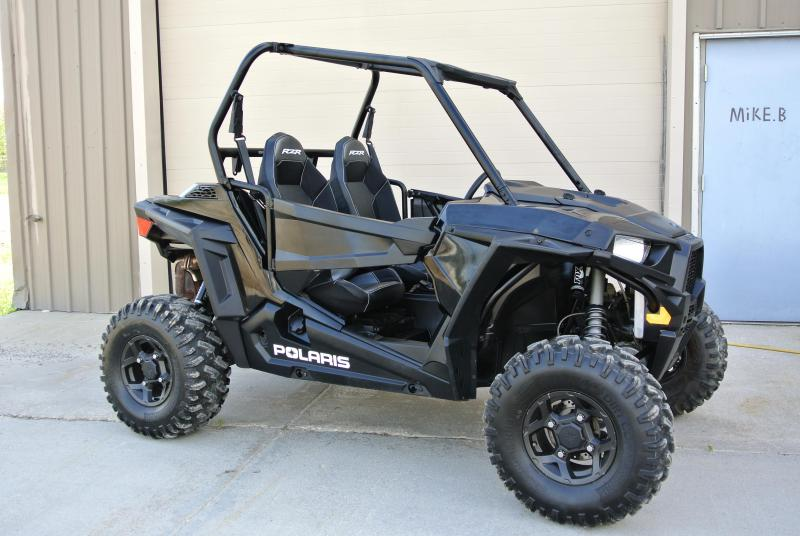 2016 POLARIS RZR S 1000 (ELECTRIC POWER STEERING) #7498