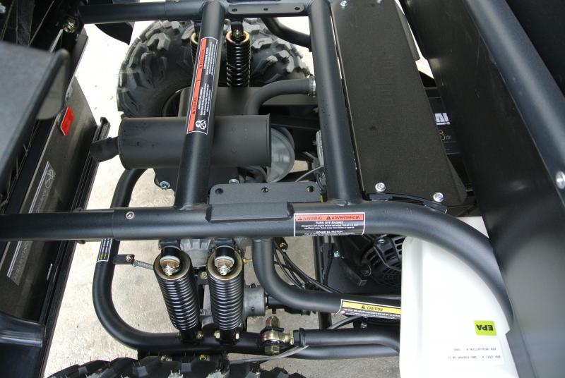 2018 American Land Master LS550 EFI EPS Red Utility Side-by-Side (UTV) #0278