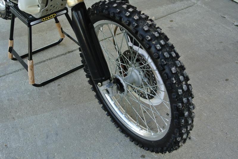 2005 Honda CRF450RG 4-Stroke Motocross Bike