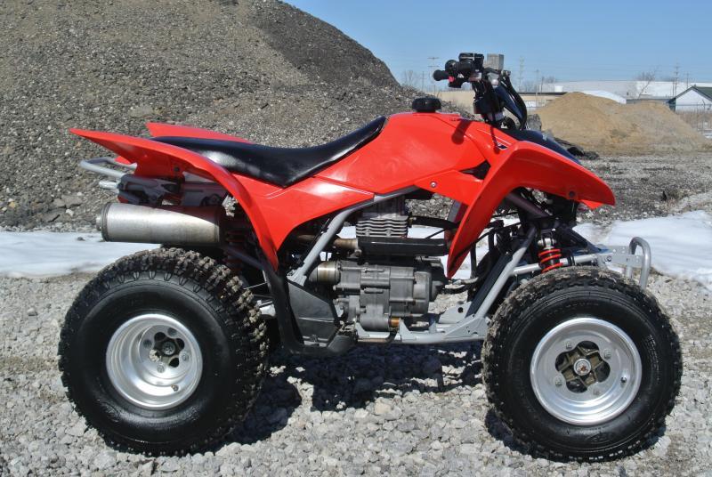 2011 HONDA TRX250XB Sport Youth ATV #1156