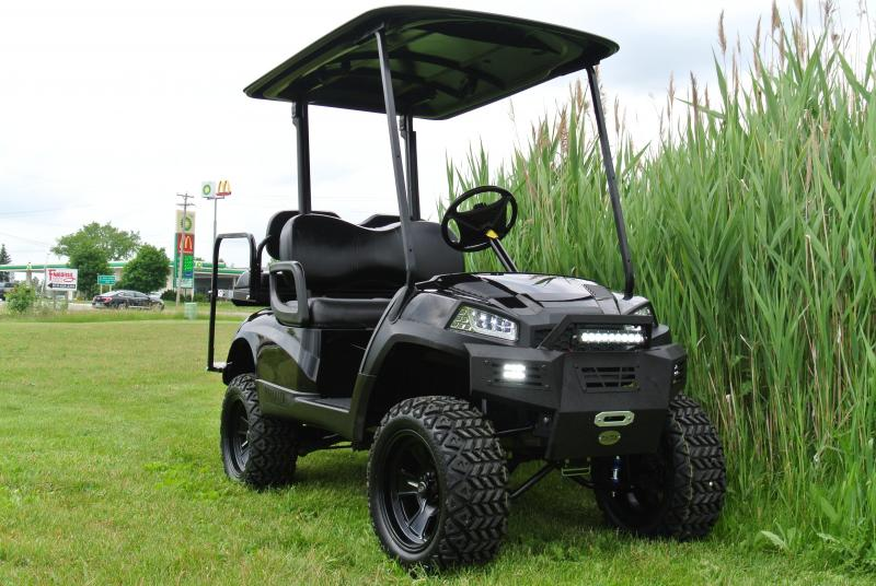 2013 Yamaha Drive 48V Electric Golf Cart w/ Thousands in Extras #6098