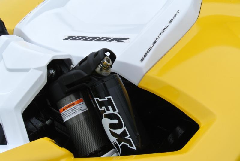 2016 Yamaha YXZ 1000 R Sport Side-by-Side 60th Anniversary Edition #2995