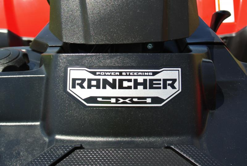 2015 HONDA TRX420FM2F FOURTRAX RANCHER 4X4 EPS #0628