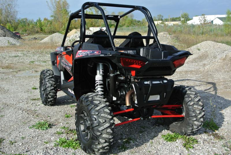 2017 POLARIS RZR XP 1000 (ELECTRIC POWER STEERING) Sport Side-by-Side #6853