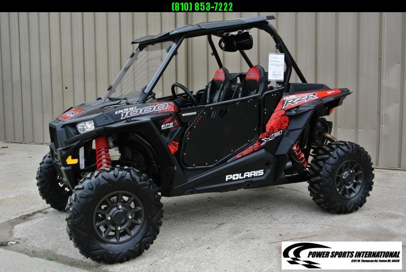 2018 POLARIS RZR XP 1000 EPS With EXTRAS!!!  #0085