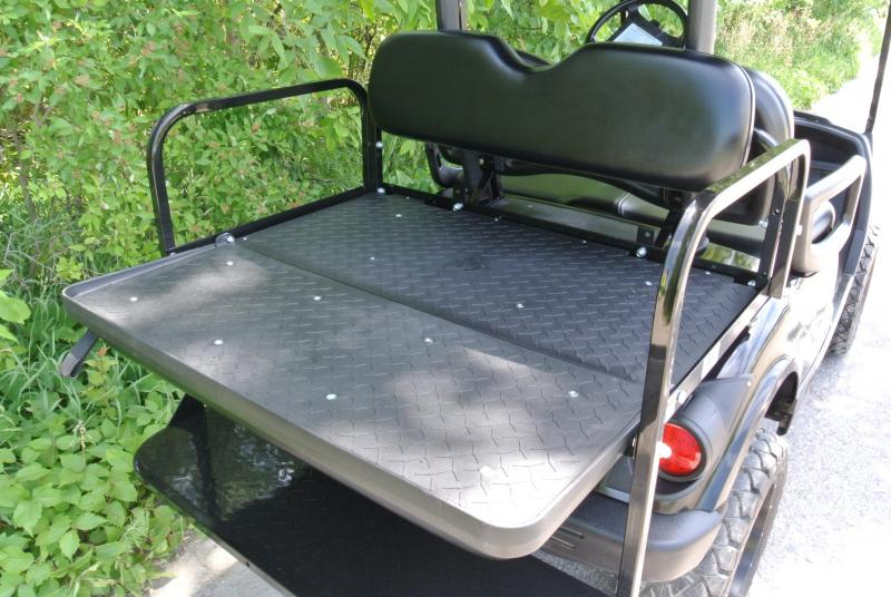 2013 Yamaha Drive 48V Electric Golf Cart w/ Thousands in Extras #6033