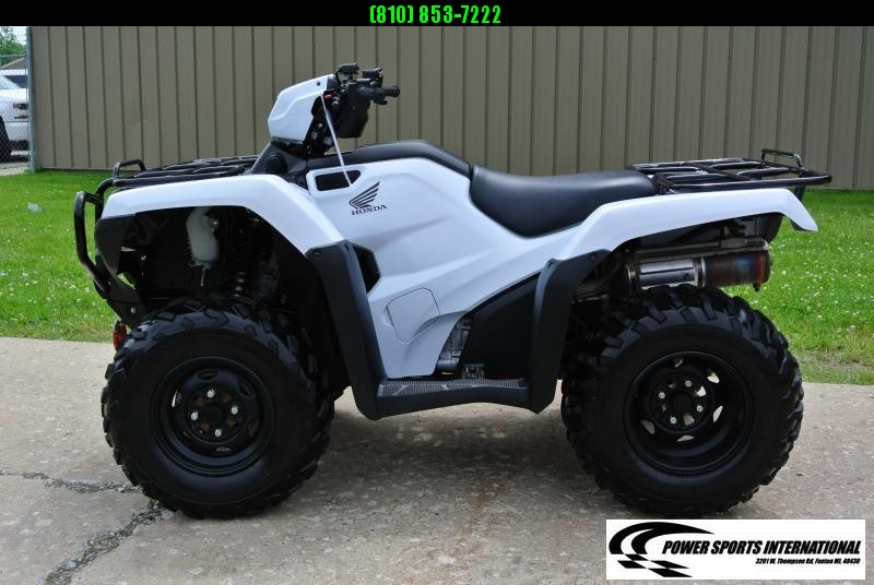 2017 HONDA TRX500FE2H FOURTRAX FOREMAN (ELECTRIC POWER STEERING) #1774