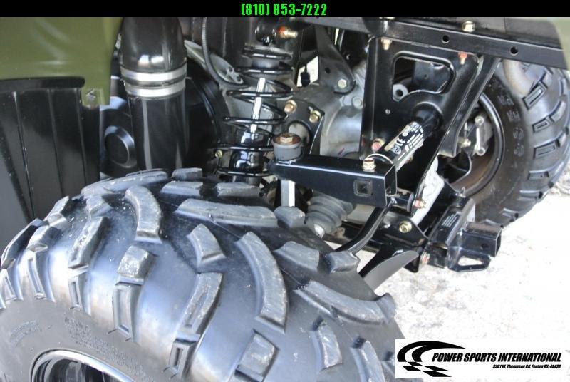 2016 POLARIS SPORTSMAN 450 4X4 ATV Hunter Green #5707