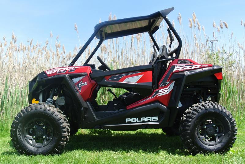 2016 Polaris RZR S 900 EPS Sport Side-by-Side #3791