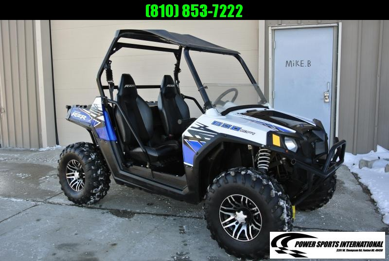 2011 POLARIS RANGER RZR BLUE/WHITE LE 800 Sport Side-by-Side #3775