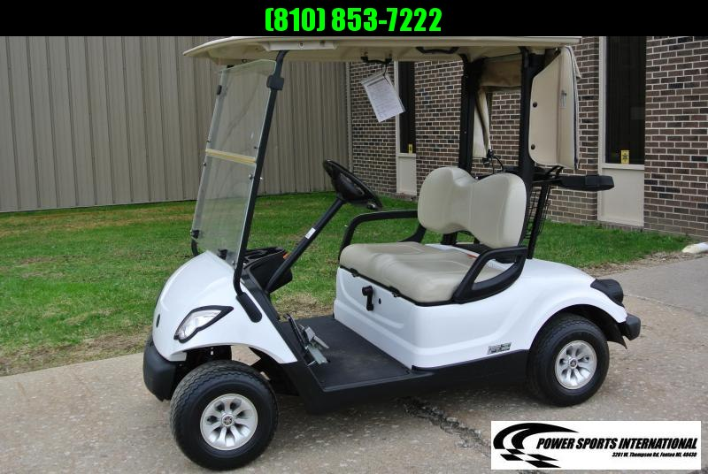2014 Fuel Injected Yamaha Drive GAS Golf Cart #4676