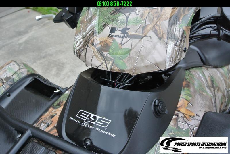 2016 KAWASAKI KVF750HGF BRUTEFORCE (4X4 CAMO ATV) #4986