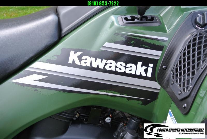 2018 KAWASAKI KVF750JGF BRUTEFORCE 4X4 #6594