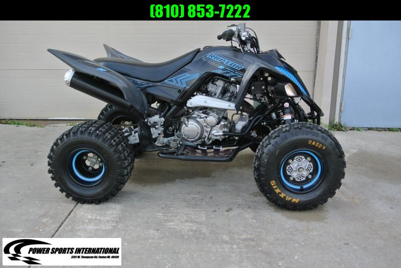 2017 YAMAHA RAPTOR 700R Special Edition ATV #6929