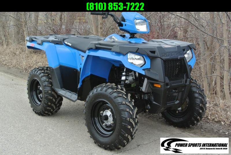 2018 POLARIS SPORTSMAN 450 H.O. EPS 4X4 ATV #2445