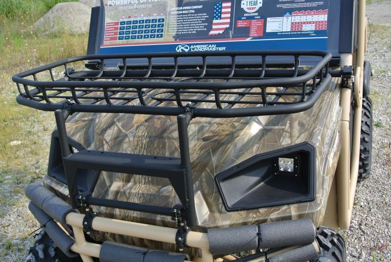 2018 American LandMaster Landstar 550 EPS RANGER Utility Side-by-Side #0335