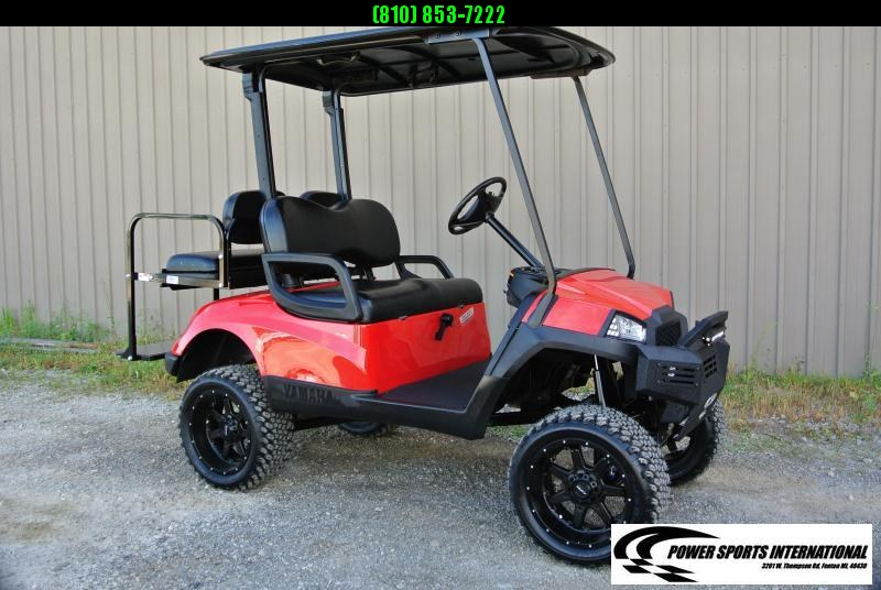 2013 Custom Yamaha Drive GAS POWERED Golf Cart #2018