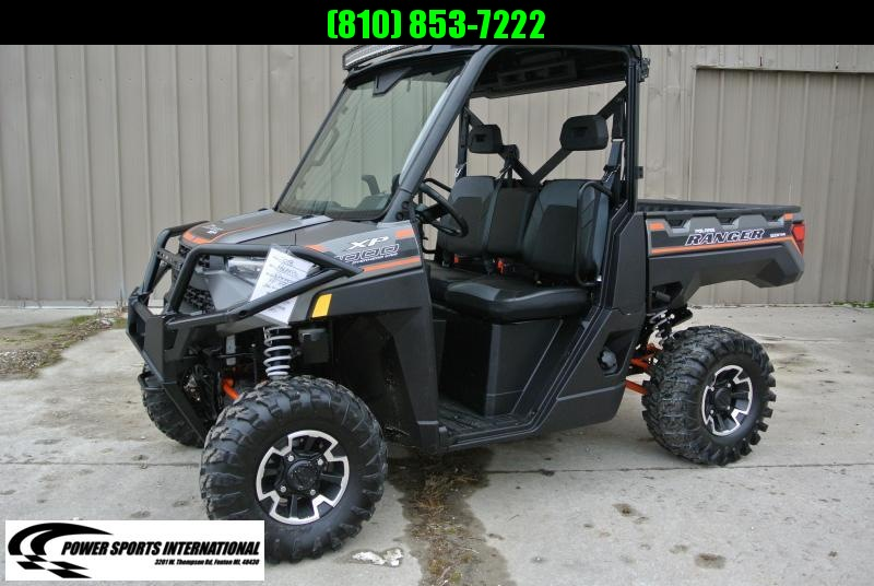 2018 POLARIS RANGER XP 1000 EPS w/ $2500 in Extras #2920