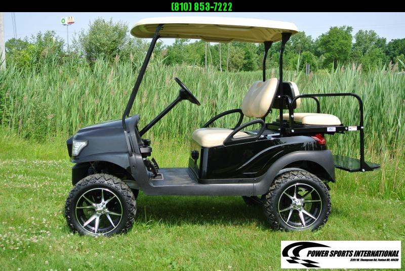 2014 CLUB CAR PRECEDENT 48V w/ ALPHA body and thousands in extras. #8555