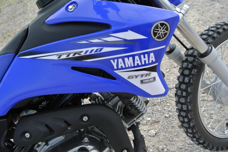 2017 Yamaha TTR 110 Youth Motorcycle  #1581