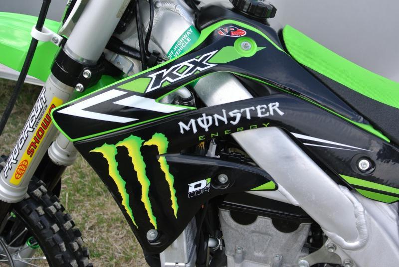 2015 Kawasaki KX450F Motorcycle MX Dirt Bike #6033