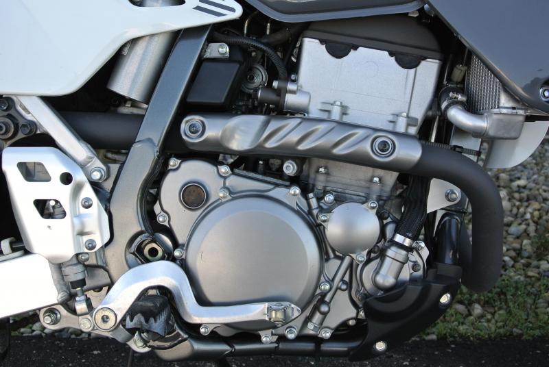 2015 Suzuki DR-Z 400SL5 Motorcycle Dual Sport #0756