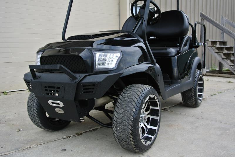 2018 PSI CUSTOM CARTS Golf Cart