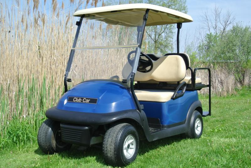2014 Club Car Precedent 48V Electric Precedent Golf Cart #2791