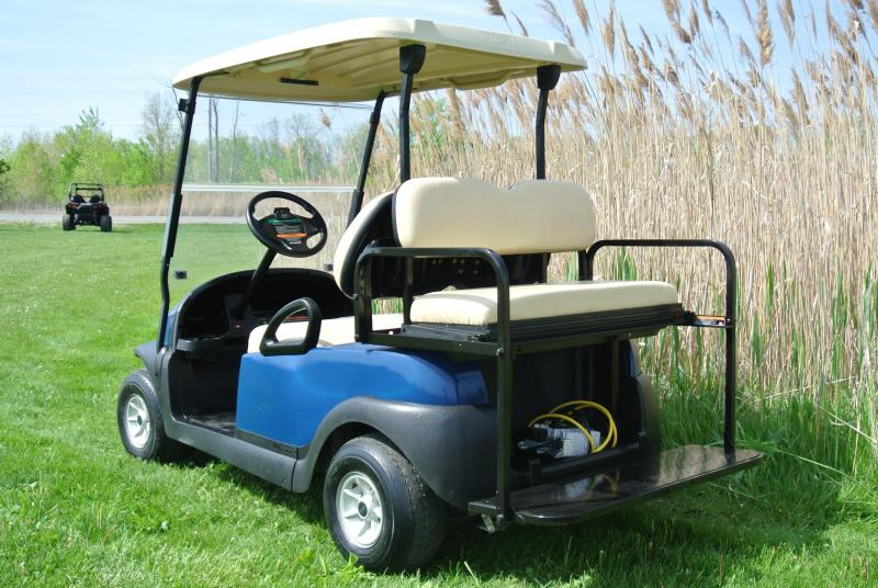 2014 Club Car Precedent 48V Electric Precedent Golf Cart #2791