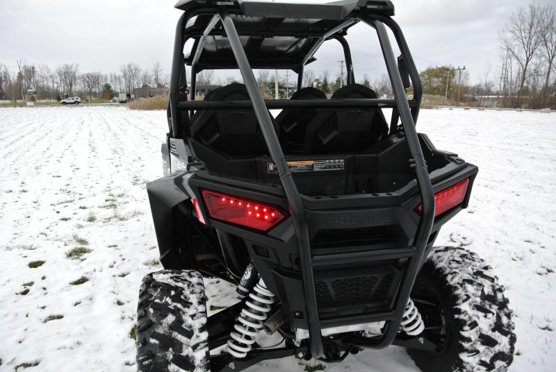 2018 POLARIS RZR S4 900 EPS 4-Seater Black Sport Side-by-Side #6855