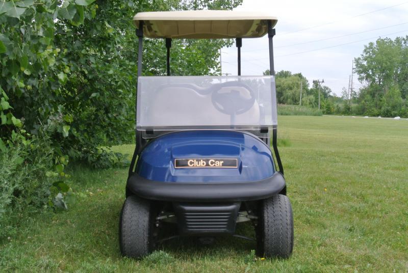 2013 Club Car Precedent 48V Golf Cart #2793