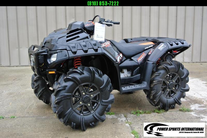 2018 POLARIS SPORTSMAN XP 1000 HIGH LIFTER EDITION #4136
