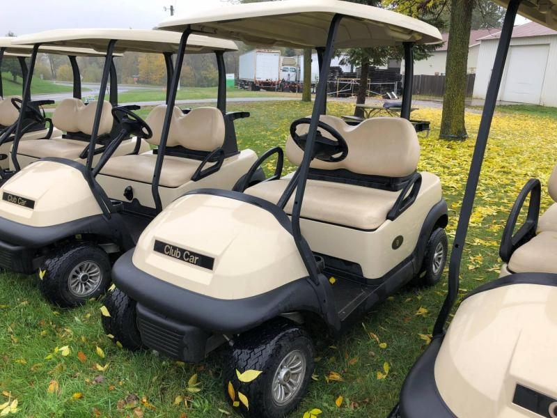 COMING SOON!! 2015 Fuel Injected Club Car Precedent Golf Carts! ONLY 5 LEFT!!