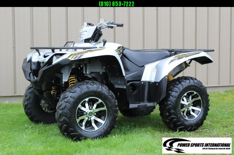 2017 YAMAHA YFM70GPSHS GRIZZLY EPS 4WD Special Edition #1942