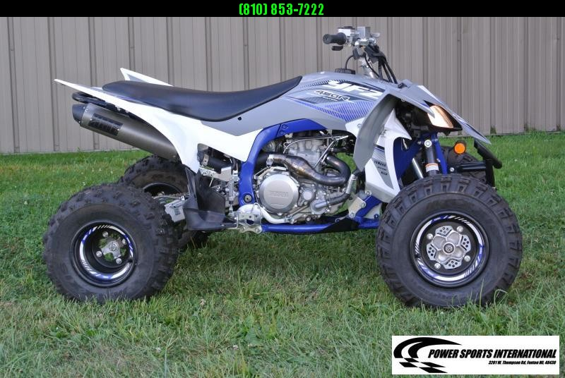 2019 YAMAHA YFZ450R SPECIAL EDITION SPORT ATV Fuel Injected #1740
