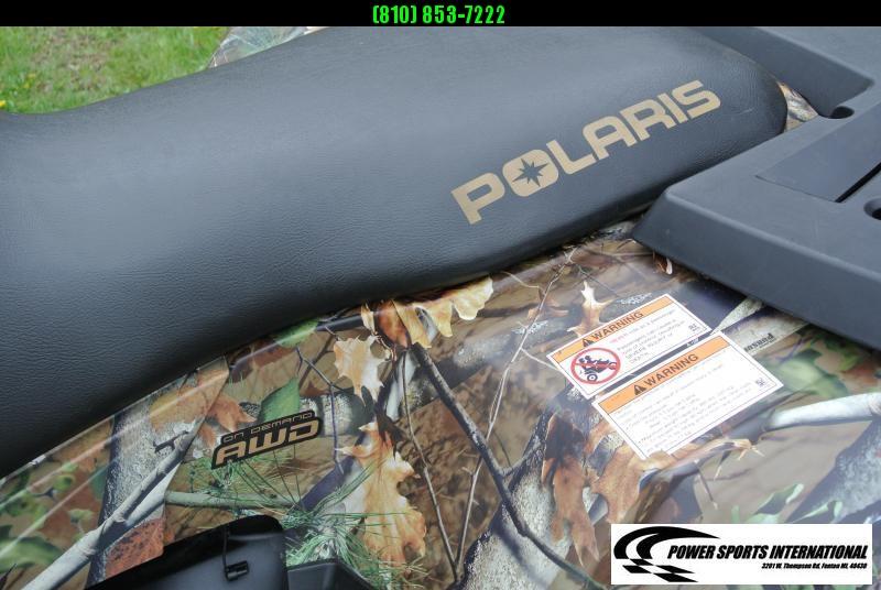 SALE PENDING 2013 POLARIS SPORTSMAN 500 HO 4X4 PURSUIT CAMO ATV #4421