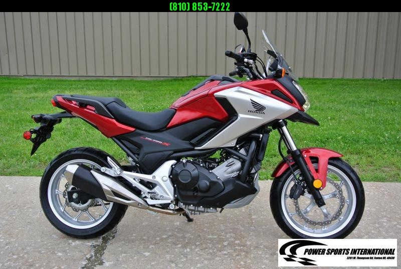 2017 Honda NC700X Naked Sport Bike in MINT CONDITION!!!!   Motorcycle #0015