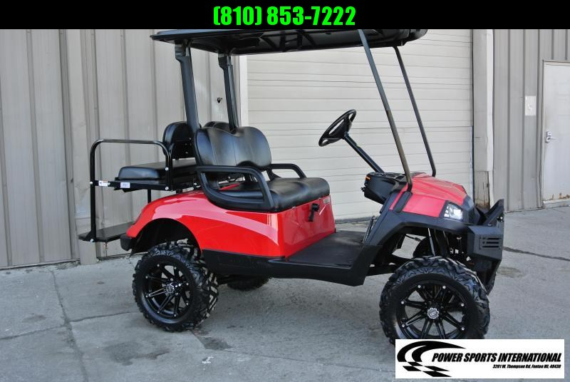 2014 Custom Yamaha Drive Gas Powered Golf Cart #6122