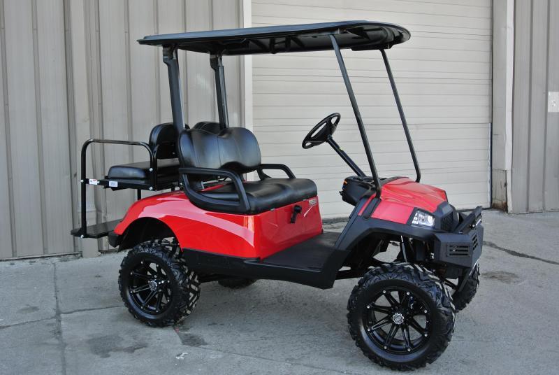 2014 Custom Yamaha Drive Gas Powered Golf Cart #6122