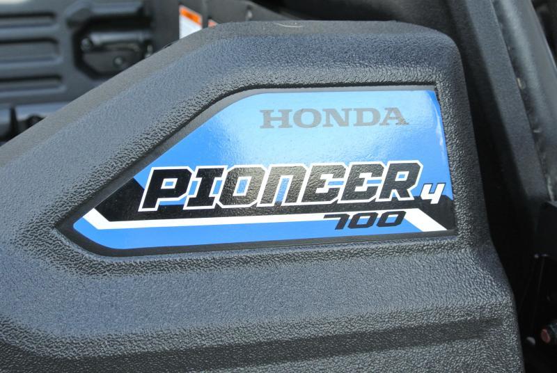 2016 HONDA  SXS700M4G PIONEER 4 SEATER #6011