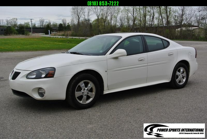 2008 Pontiac Grand Prix  Starts Runs and Drives Great!   #0340