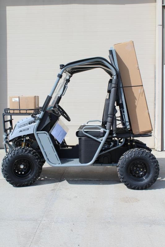 2019 American Land Master LS 677EPS Pro series Utility Side-by-Side (UTV) #0110