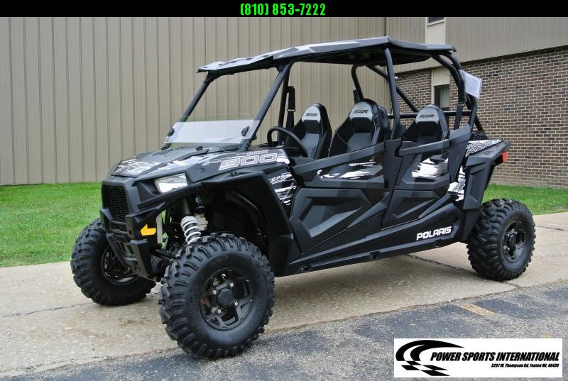 2018 POLRAIS RZR S4 900 (ELECTRIC POWER STEERING) 4-SEATER #9374